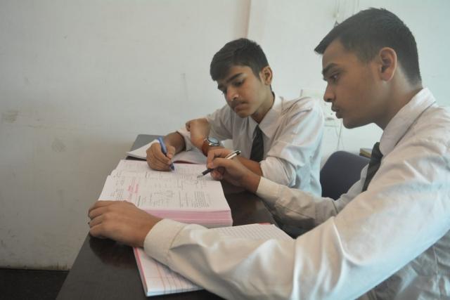 Students Study at Dehradun Defence Academy