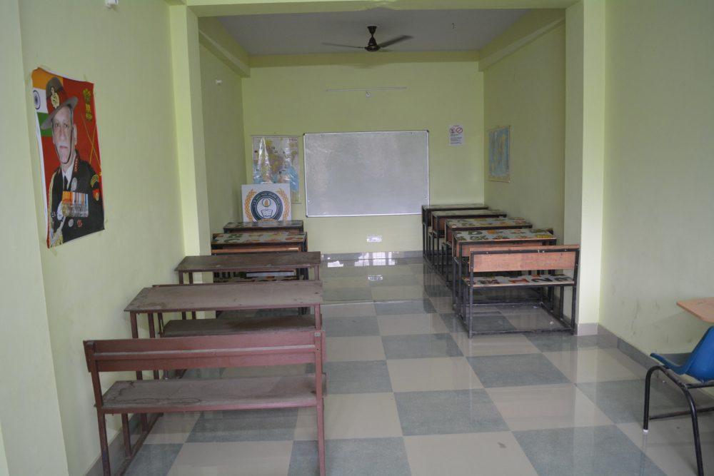Classes at Dehradun Defence Academy