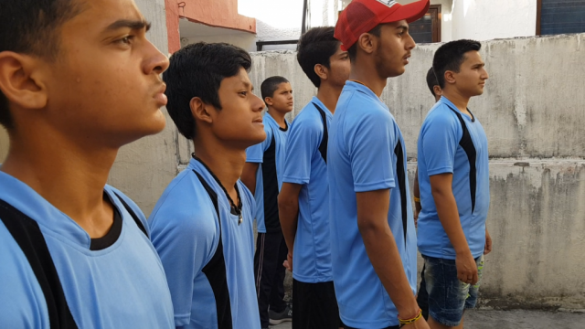 Sports and Outng Dehradun Defence Academy Students