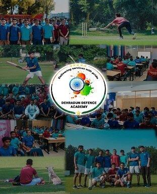 Dehradun Defence Academy- NDA Coaching in dehradun